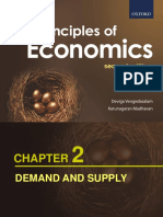 Chapter 2 - Demand and Supply