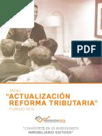 Anexo Reforma Tributaria eBook Inversiones Inmobiliarias