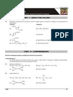 Hydrocabons Crk Ex 3&4