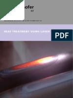 Themenbroschuere Heat Treatment