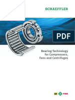 Bearing Technology for Pumps and Compressors