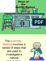 scientific method l  taylor
