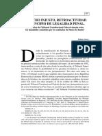 Alexy - Derecho injusto, retroactividad y principio de legalidad penal.pdf