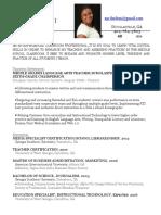 A.olorunfemi Curriculum Vitae