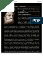 Revista Observaciones Filosóficas - El espectro de la ideología