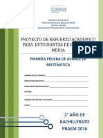 Primera Prueba de Avance de Matemática - Segundo Año de Bachilllerato - PRAEM 2016.pdf