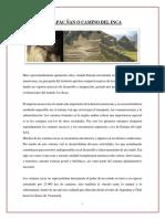 Caminos Del Inca