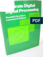 Multirate Digital Signal Processing Crochiere Rabiner