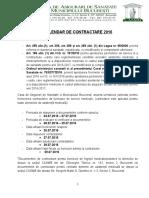Calendar de Contractare 2016 Final