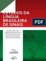 Estudos da Língua Brasileira de Sinais