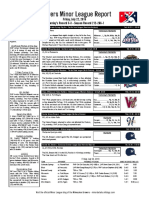 7.22.16 Minor League Report