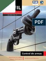 Armas en Ecuador. Perfil Criminologico No 17