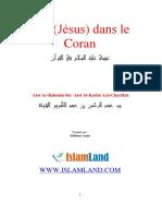 Îsâ (Jésus) dans le Coran