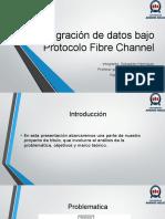 Migración de Datos Bajo Protocolo Fibre Channel