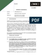 045-14 - VEMAEQUIP S.a.C - Ampliación de Plazo Contractual (T.D. 4782764 y 4801135)