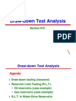 10.Draw Dowen Test Section 10