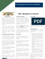 Mod - Management on Demand