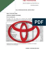 Carta Toyota