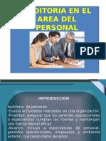 Auditoria Del Personal