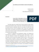 Direito à Cidade e a Produção de Modos Comuns de Habitar - Carolina Dos Reis