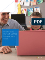 Microsoft Certified Educator Study Guide