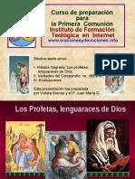 Profetas Lenguaraces de Dios