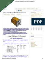 Como Funciona Stepper Motor (Motor Paso a Paso) _ Fabrica Tu Propio Router CNC