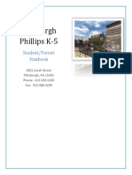 Pittsburgh Phillips Parent Handbook 2016-17