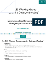 AISE Laundry Detergent Testing.ppt