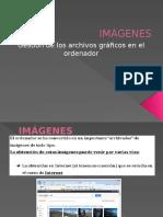 Gestión de las imagenes en un PC