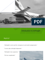 Introduction to Airfreight