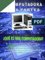 La computadoray sus partes