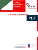 COMAP Manual Del Operador InteliGEN-InteliSYS