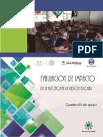 Cuadernillo Evaluacion de Impacto PEC 2015