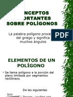 Áreas y Tipos de Polígonos