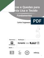 Figuras e Quedas Para Corda Lisa e Tecido - Carlos Sugawara