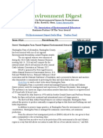 Pa Environment Digest July 25, 2016