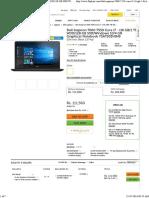 4 GB Graphics) Notebook Y567503HIN9 Black Onl...