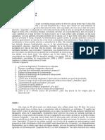 Casos de Discusión de Cefaleas y Dolor 2006