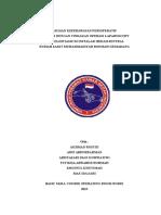 Askep Laparoscopy Cholelithiasis