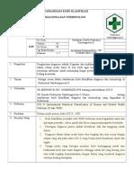 EP 8.4.1.2 Standarisasi Kode Klasifikasi Diagnosis Dan Terminologi Di Puskesmas