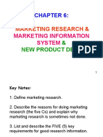 BAB 6 (i) Marketing Research MIS