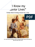 2015 FHE primary lessons