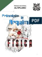 Fisica II - Prontuario Completo - BLOQUE I (1)