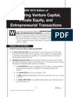 2015 VC Report Letter