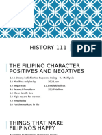History 111 Chapter 1