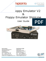 Usb Floppy Emulator v2 and Slimline Manual v1.4