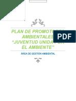 Promotores Ambientales Huancayo Ciudad Sostenible y Ecologica