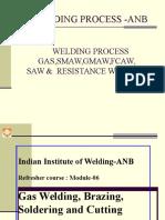 Welding Processes ANB IIW