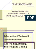 Welding Processes ANB IIW